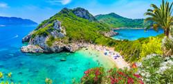 Corfu ,Porto Timoni,