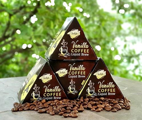 Trelish Vanilla Coffee Brew - Box of 4