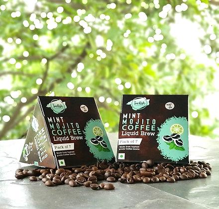 Trelish Mint Mojito Coffee Brew - Box of 2
