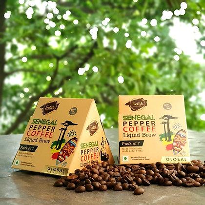 Trelish Senegal Pepper Coffee Brew - Box of 2