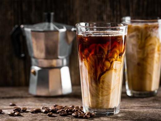 Cold Coffee with Trelish