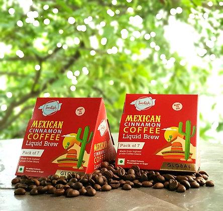 Trelish Mexican Cinnamon Coffee Brew - Box of 2