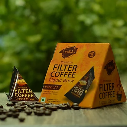 Trelish Filter Coffee Brew