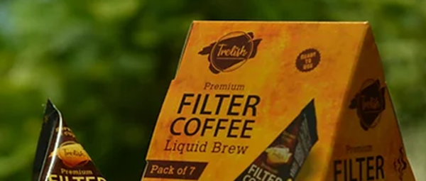 Trelish Filter Coffee Brew