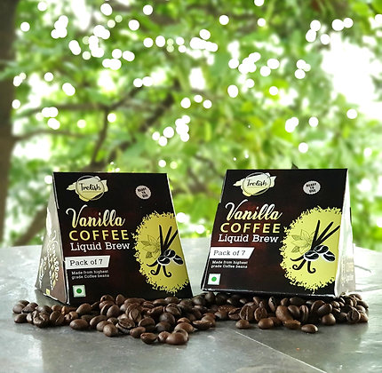 Trelish Vanilla Coffee Brew - Box of 2