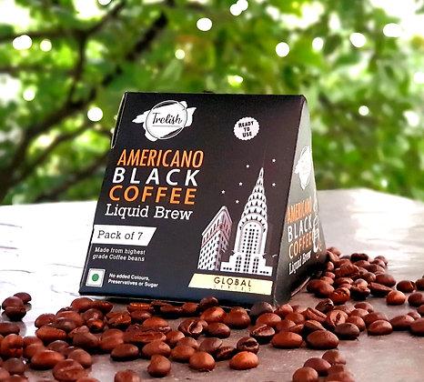 Trelish Americano Black Coffee Brew