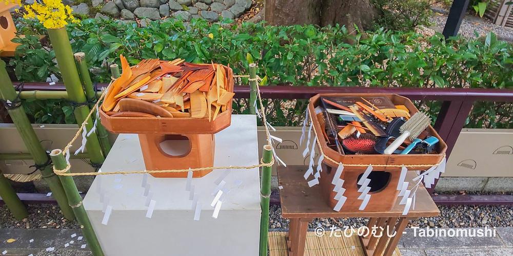 櫛祭り/ Kushi matsuri