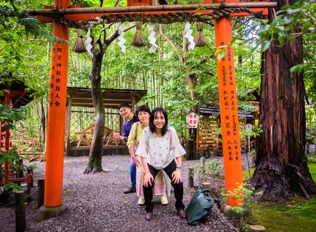 Arashiyama Walk on July 11th/嵐山散策7月11日