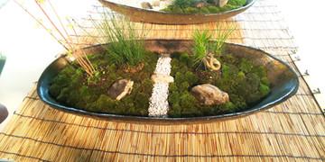 鉢庭 / Hachiniwa