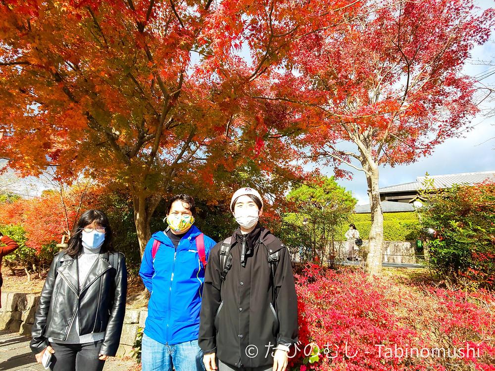 Tour guide Yuri
