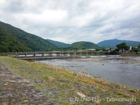 渡月橋の美しさ/The Beauty of Togetsu Bridge