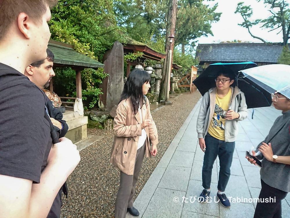通訳案内士Yuri/ English tour guide