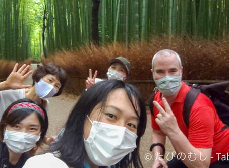 Arashiyama Walk on July 9th/嵐山散策7月9日