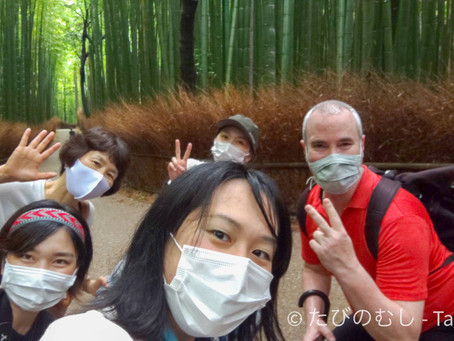 Arashiyama Walk on July 9th/嵐山散策7月9日