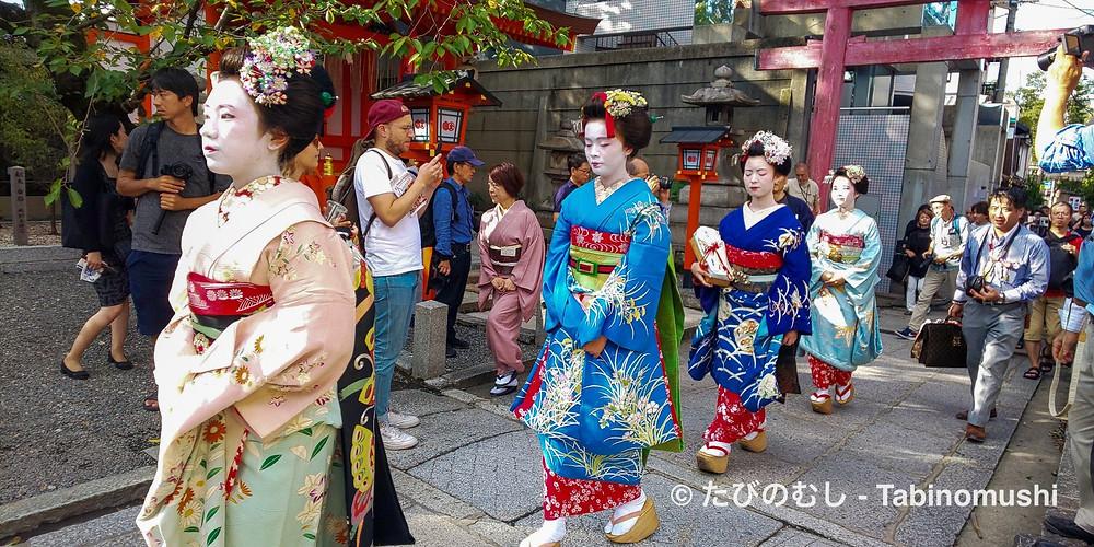 現代舞妓/ Kushi Matsuri