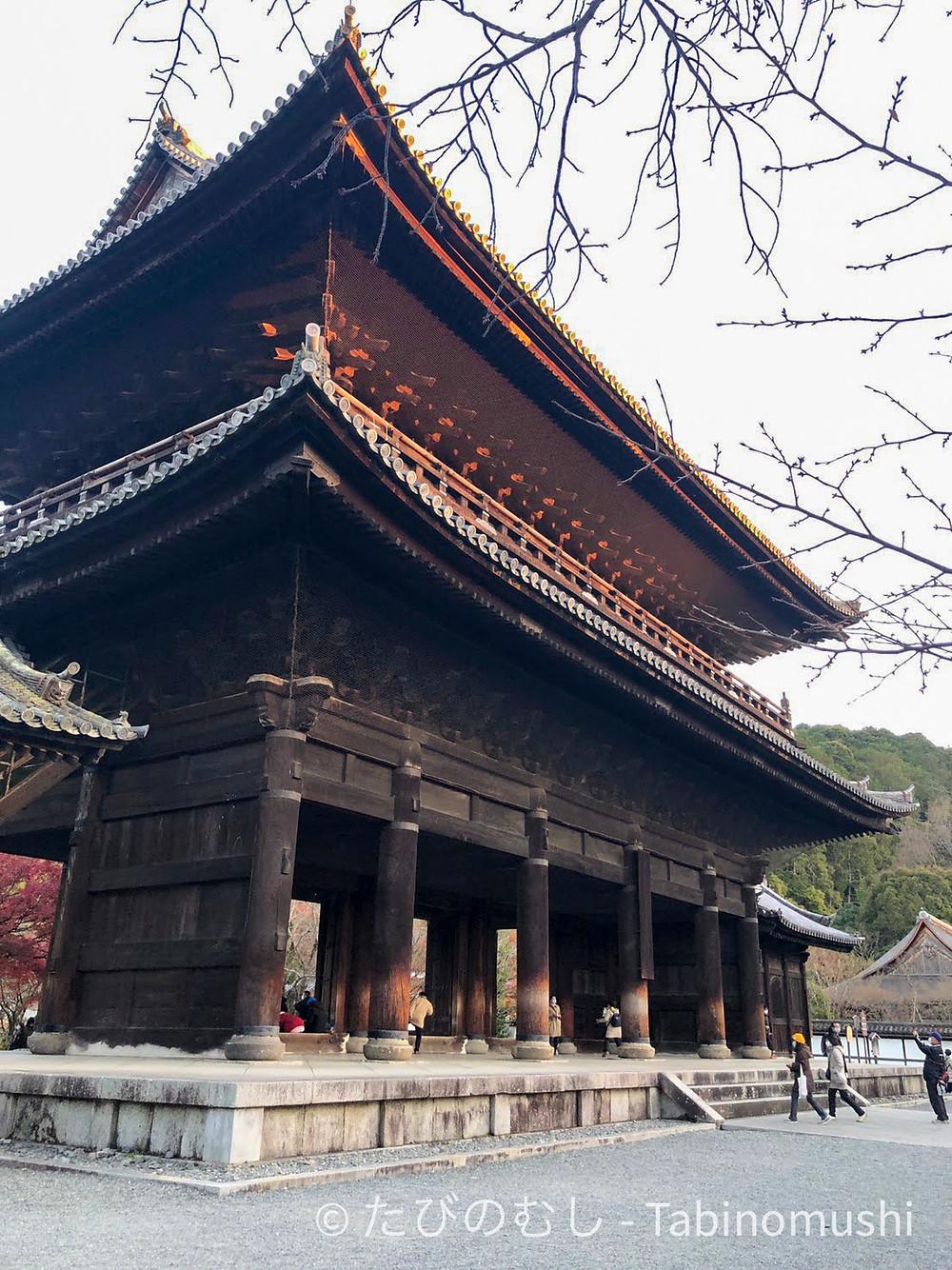 南禅寺三門 / Nanzenji