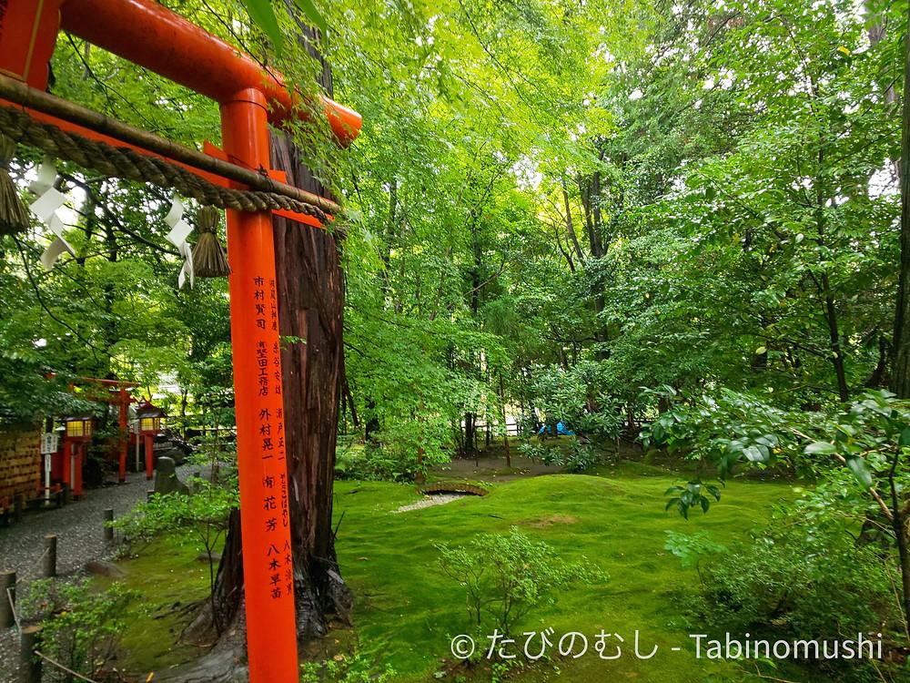野宮神社/ Nonomiya Shrine