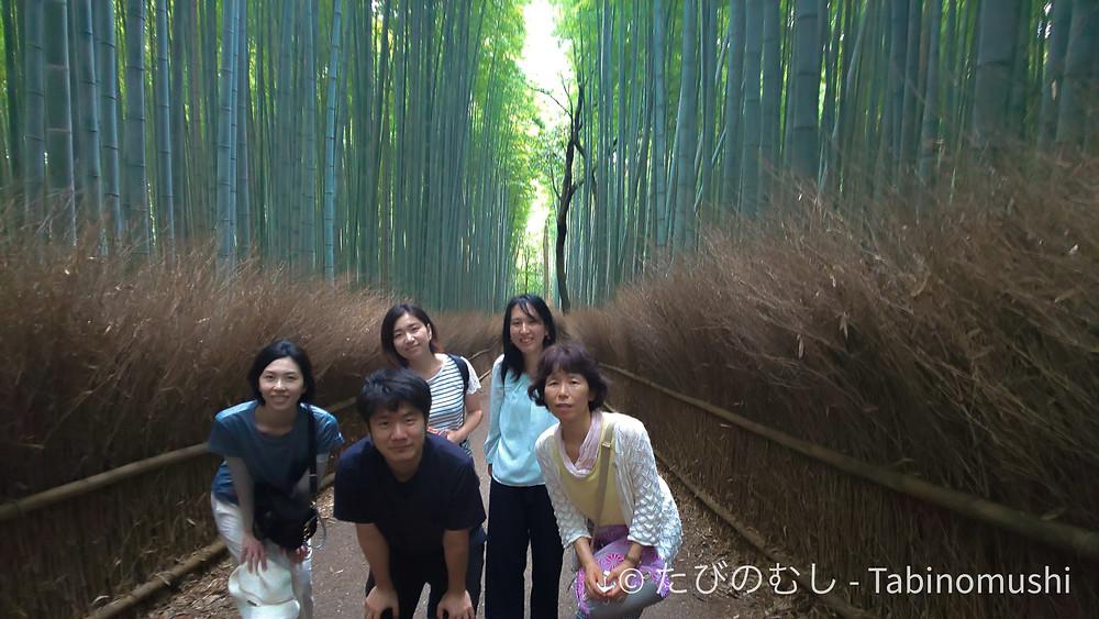 嵐山ツアー/Arahisyama Tour
