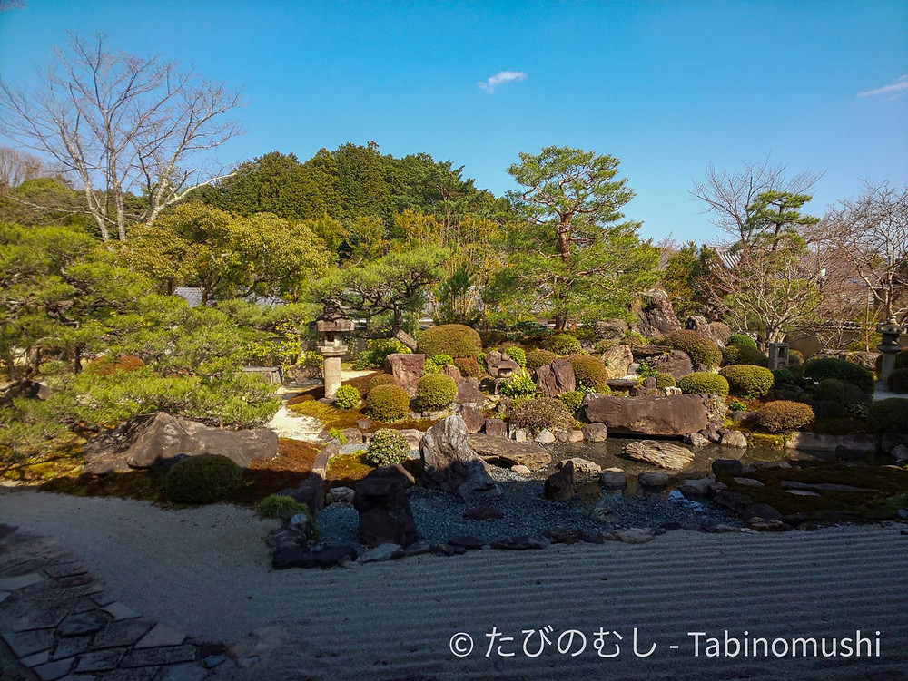 妙満寺雪の庭 / Myomanji garden