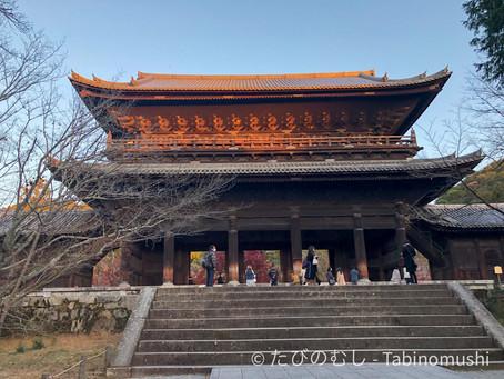 南禅寺の風景/Photos at Nanzen-ji Zen Temple