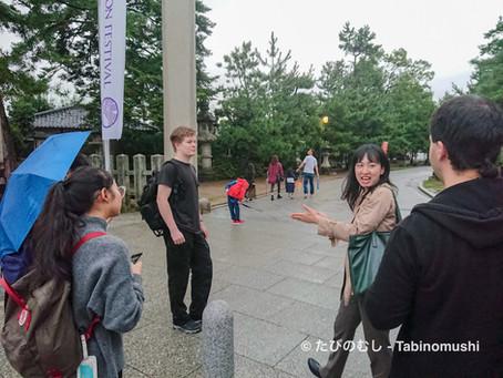 怨霊・お化け・妖怪!? をご案内/Tour to a spiritual world: Yokai Parade at Ichijo Street