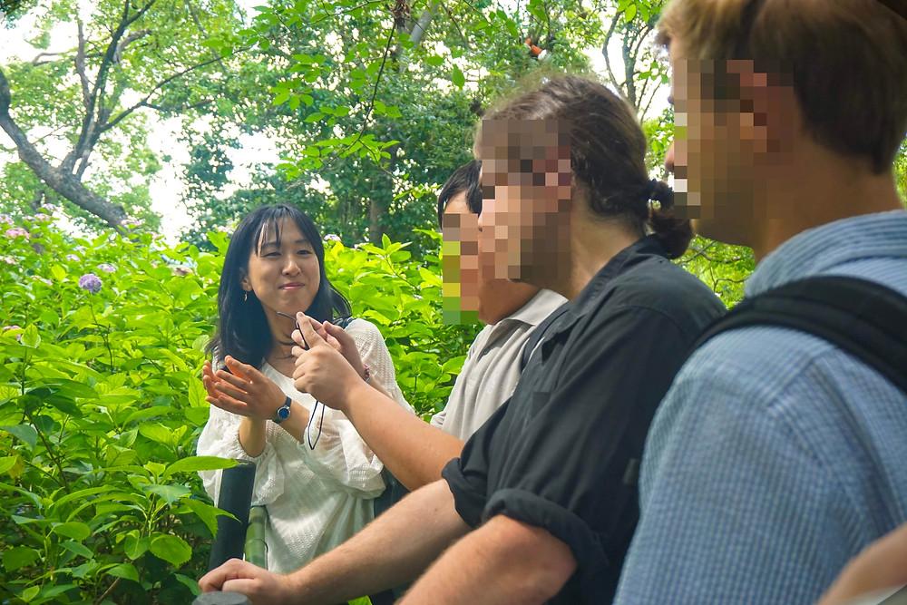 通訳案内士/tour guide