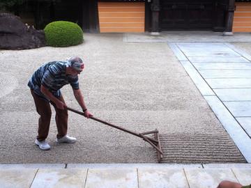 Tour On Creating a Japanese Mini Garden/鉢庭づくり体験