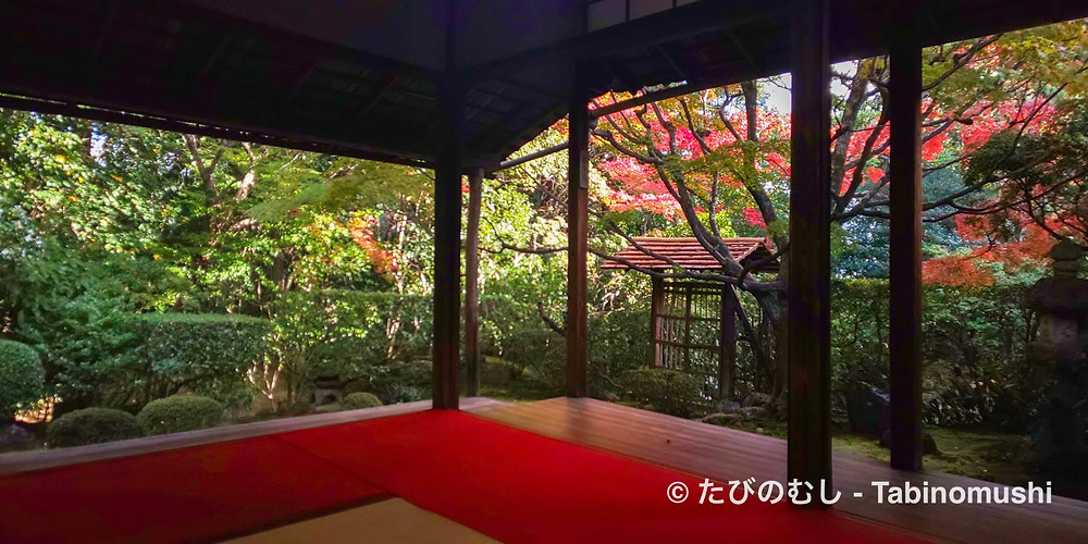 桂春院詫びの庭/ Keishunin