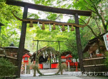 夏越の祓(なごしのはらえ)/A Shrine ritual in The End of a Half Year