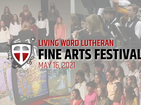 2021 Fine Arts Festival