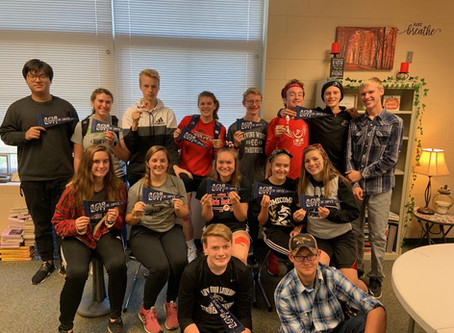 Living Word Lutheran Named Jostens 2020 National Yearbook Program of Excellence