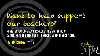 The Giving Bus - Help support our teache
