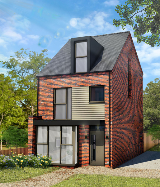 beechdale individual houses - detached c