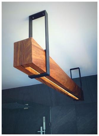 #lighting #timber