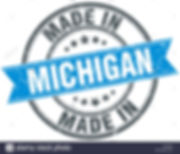 made-in-michigan-blue-round-vintage-stam