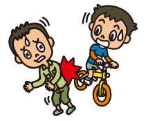 イラスト_個人賠償責任_自転車事故.jpg