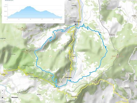 18 Giugno 2017 - Romagnese Trail Park