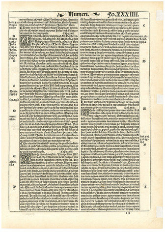Bible of the Low Countries - 1532