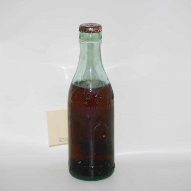 "1912 - S-S ""Biedenharn"" Bottle"