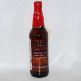 1997 Ohio St. Rose Bowl Specialty Bottle