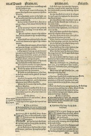 Matthew Bible - 1549