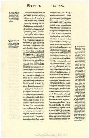 Rusch Bible - 1480