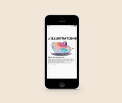 "App Animation ""CellStory"""