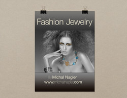 Poster Design Fashion jewellery