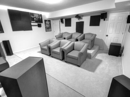 Surround Sound Speaker Placement