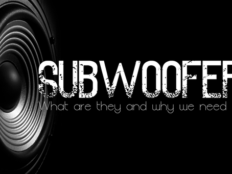 Things to Listen for When Choosing a Subwoofer