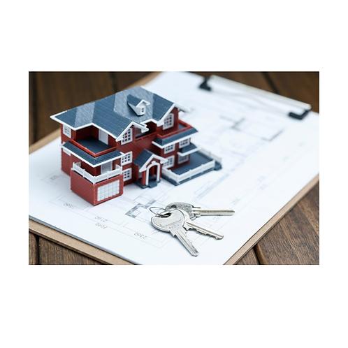 Estudo Arquitetônico para gestores imobiliários (45h)