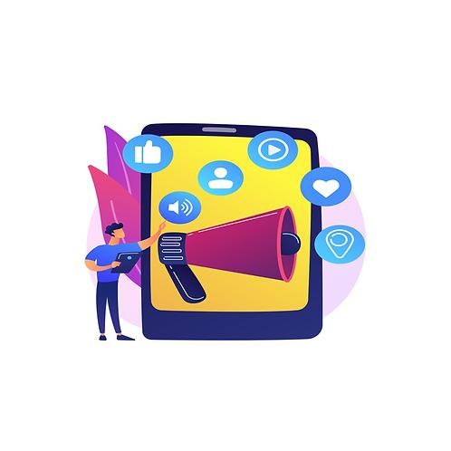 Marketing Digital e Novas Mídias (60h)