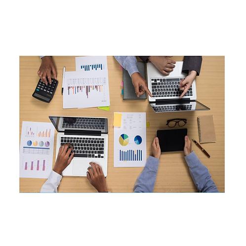 Planejamento e Controle Financeiro (60h)