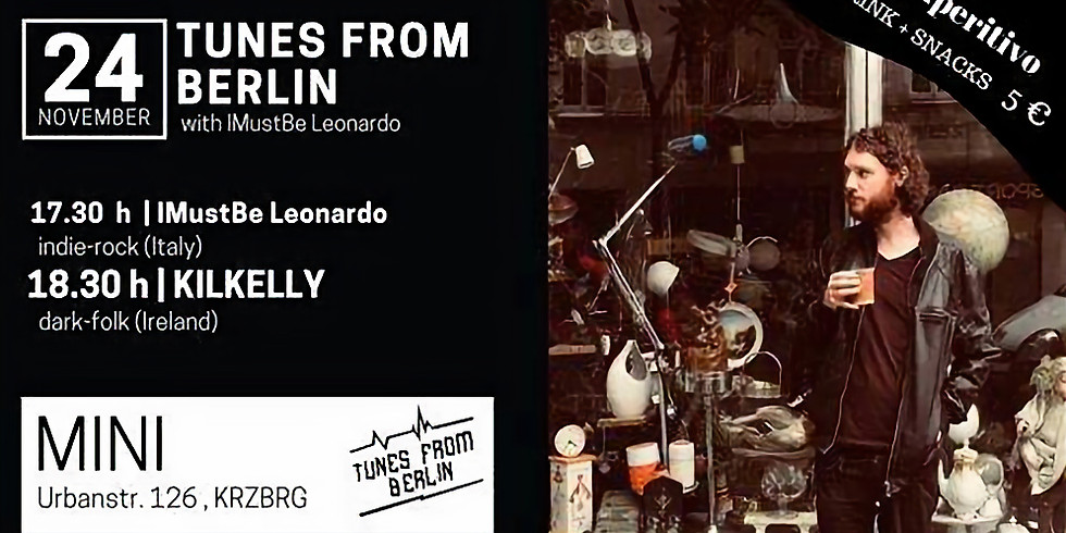 Tunes from Berlin x MINI - Kilkelly